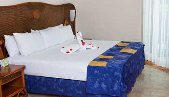 Deluxe Room with Jacuzzi - Sandos Caracol Eco Resort & Spa - All Inclusive - Cancun, Mexico